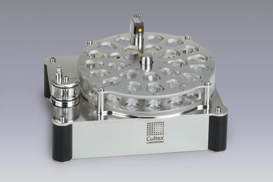 CULTEX-LTC-C-Cultivation-Unit zur Zellkultivierung