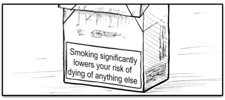 Toxischer Dampf von der E-Zigarette