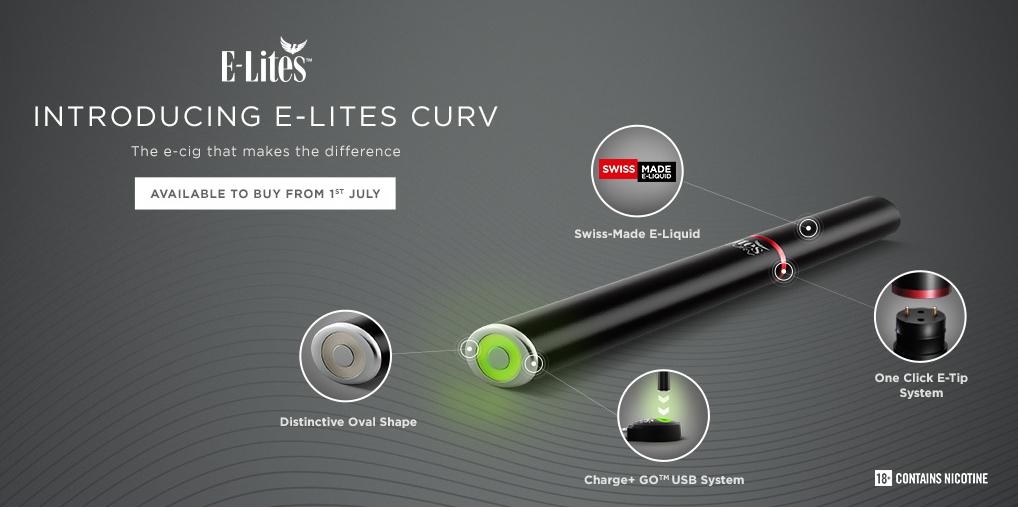 e-Lites Curv Webseite