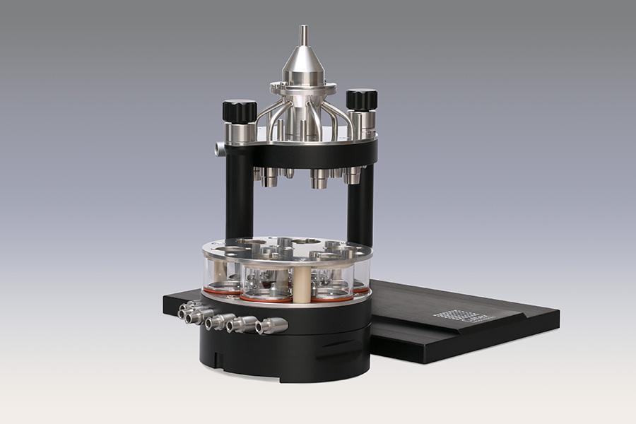 Testgerät e-Zigaretten Dampf