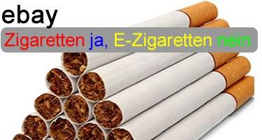ebay Zigaretten