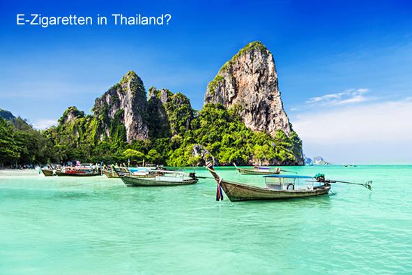 e-Zigaretten in Thailand