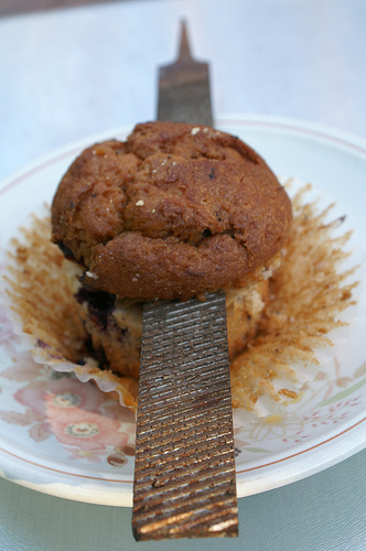 Feile im Kuchen 2.0
