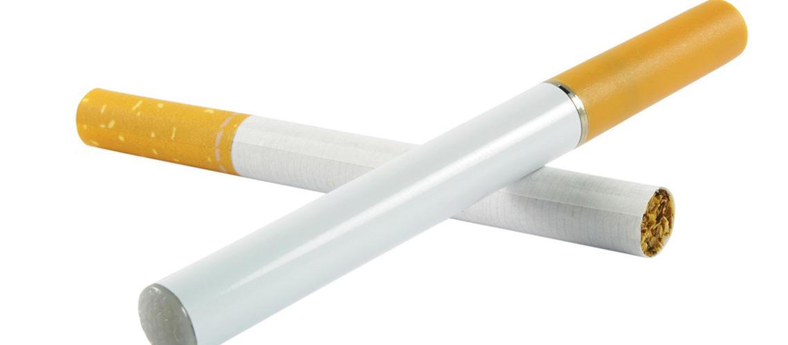 Hinkender Vergleich zwischen e-zigarette und tabakzigarette