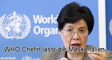 WHO: Chan lässt die Maske fallen