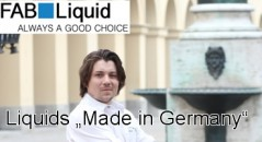 """Liquids """"Made in Germany"""""""