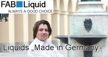 "Liquids ""Made in Germany"""