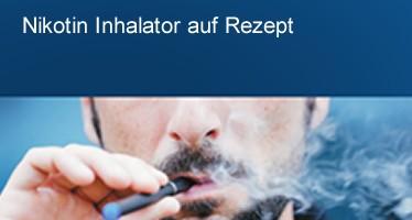 E-Zigarette auf rezept