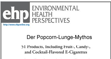 Mythos popcorn lunge