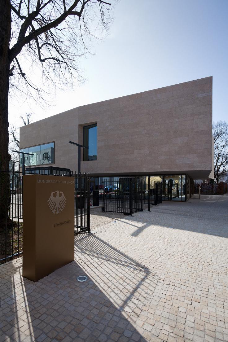 Fotografiert für Staatliches Hochbaumamt Karlsruhe Architektur: harter & kanzler Freie Architekten BDA