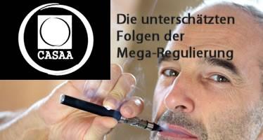 E-Zigaretten Regulierung