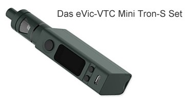 Im Test eVic-VT Mini Set