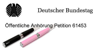 Anhörung Petiton 6143