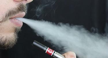 e-Liquid-mit Nikotin