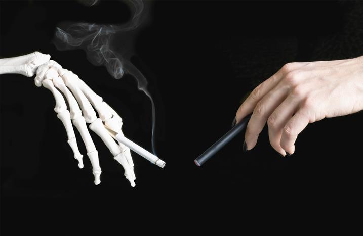 Das Risiko von Nikotin ist längst ausreichend erforscht