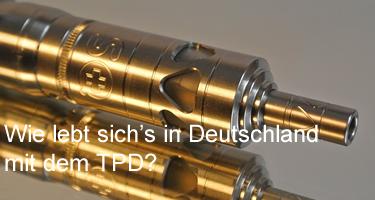 Wie lebt sich's in Deutschland mit dem TPD?
