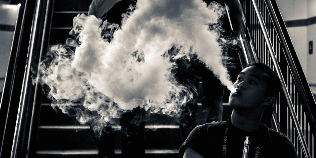 Angst vor der E-Zigarette