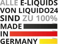 Ausschliesslich deutsche Liquids im Liquido24 Shop