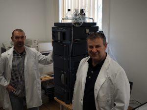 Dr. Markus Born und Frank Strauss