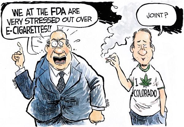 Cannabis Ja - Dampfen Nein