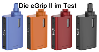 Die eGrip II im Test