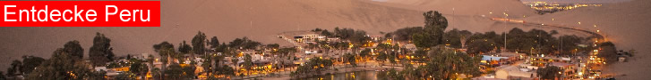 Entdecke Peru