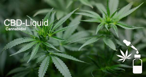 CBD-Liquid für eZigaretten