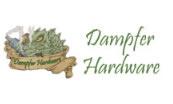 Logo Dampfer Hardware  Inhaber: Manuela Siebauer