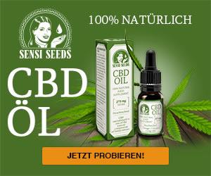 CBD-Oel Sensi Seed